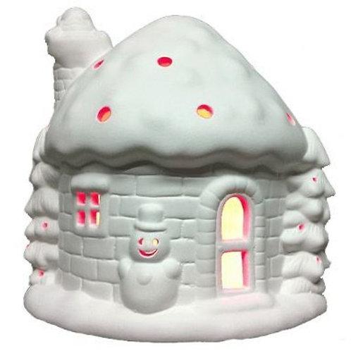 *PRE-ORDER* Christmas Snow House