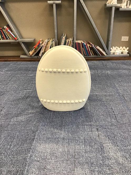 Flat Easter Egg