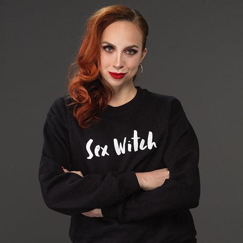Sex Witch Unisex Sweatshirt