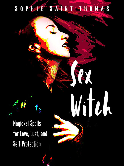 Sex Witch book sampler