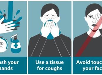 Coronavirus : Staying safe in Sheffield