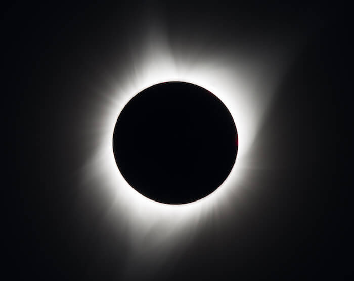 Credit : NASA/Aubrey Gemignani