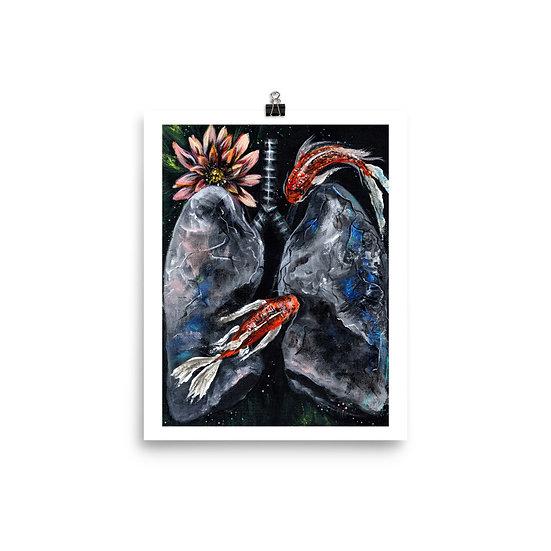 Art Print - Lung