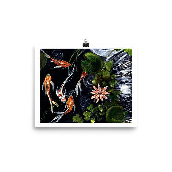 Art Print - Pondscape