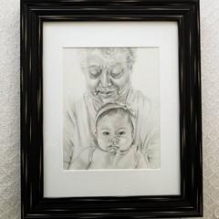 Grandmother & Granddaughter
