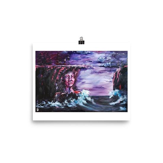 Art Print - Climb
