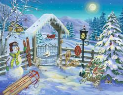 Winter Gate-lo