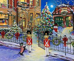JM-Christmas House