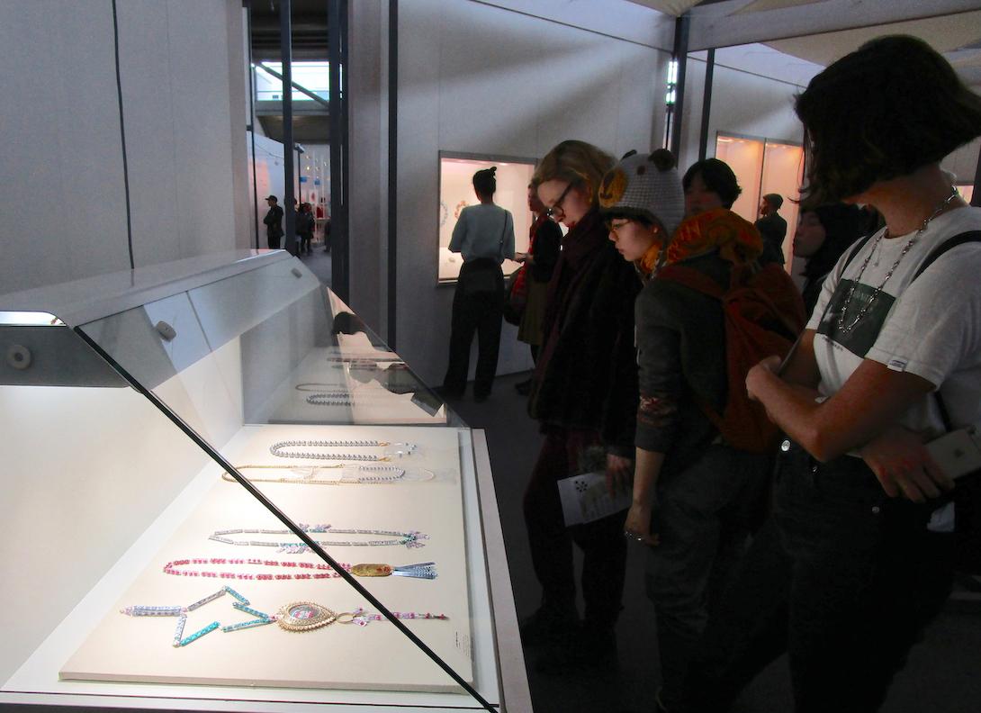 Schmuck, Internationale Handwerksmesse, Munich, Germany, 2019