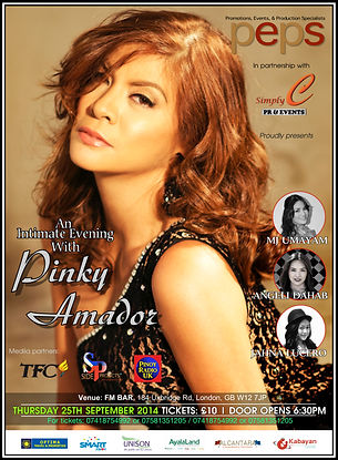 Pinky Amador live in Bar FM