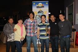 SP with Zargo winners