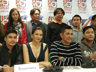 ASAP 20 in London hits fever pitch!