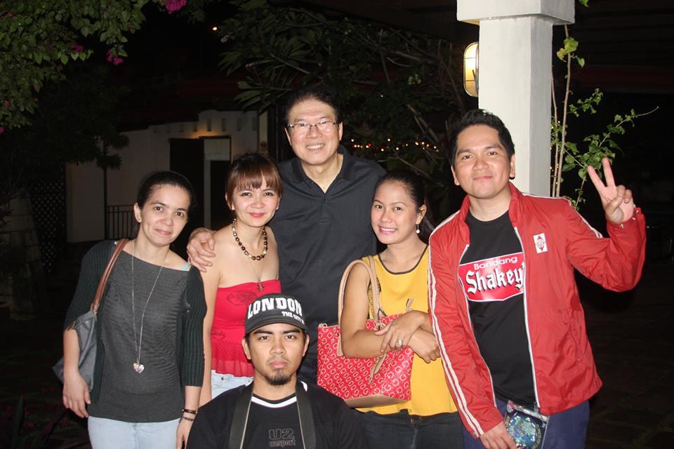 with Nonoy Tan