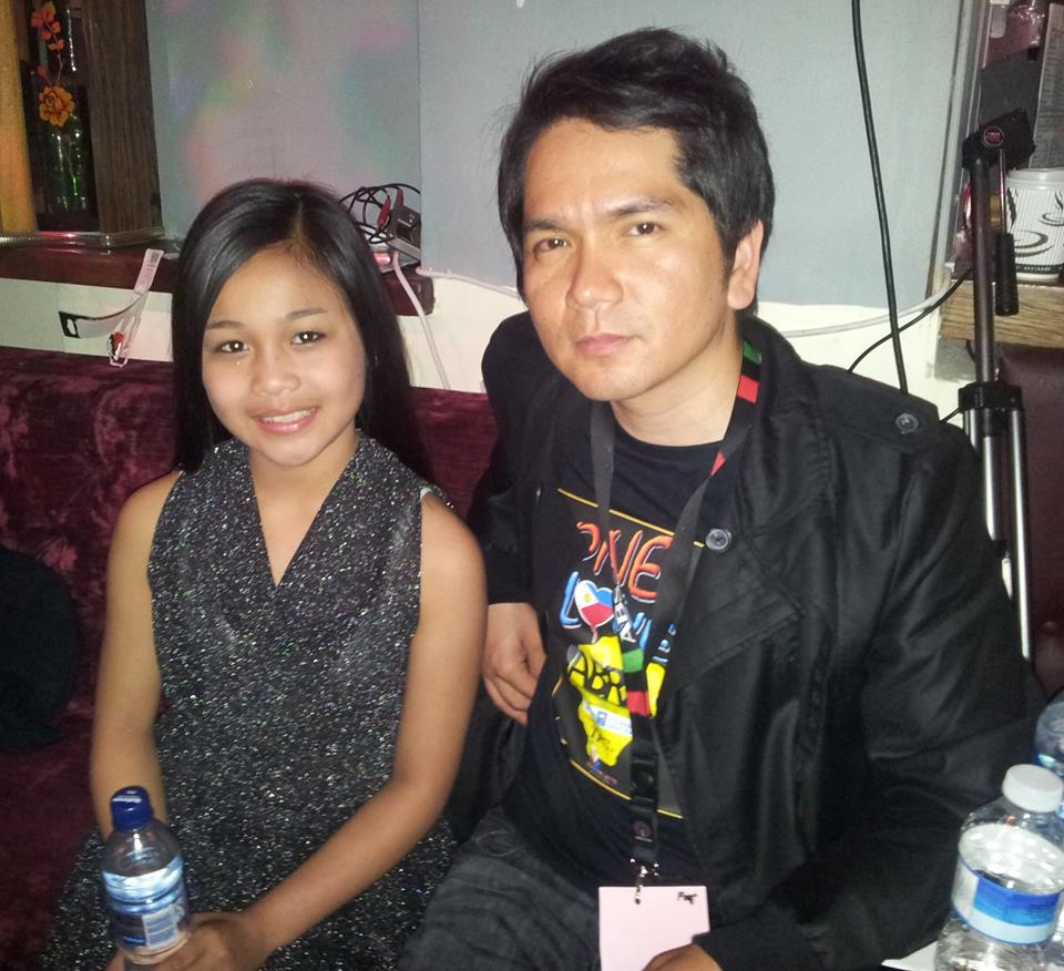 SP with Arixsandra Libantino