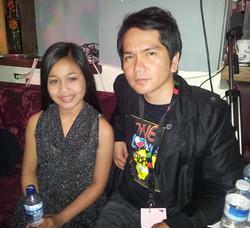 SP with Arixsandra Libantino