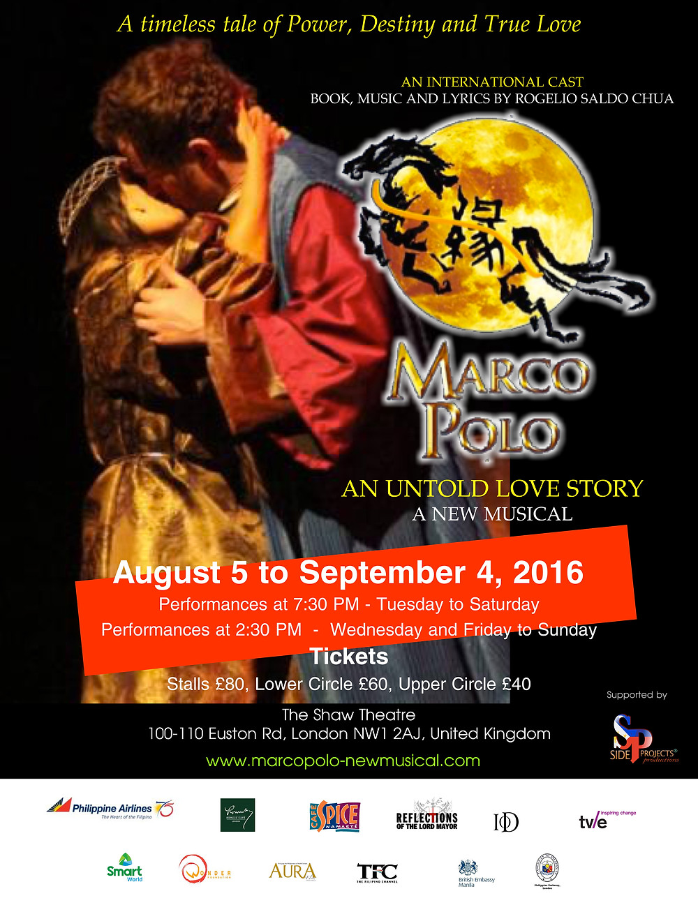 Marco Polo: The Untold Story