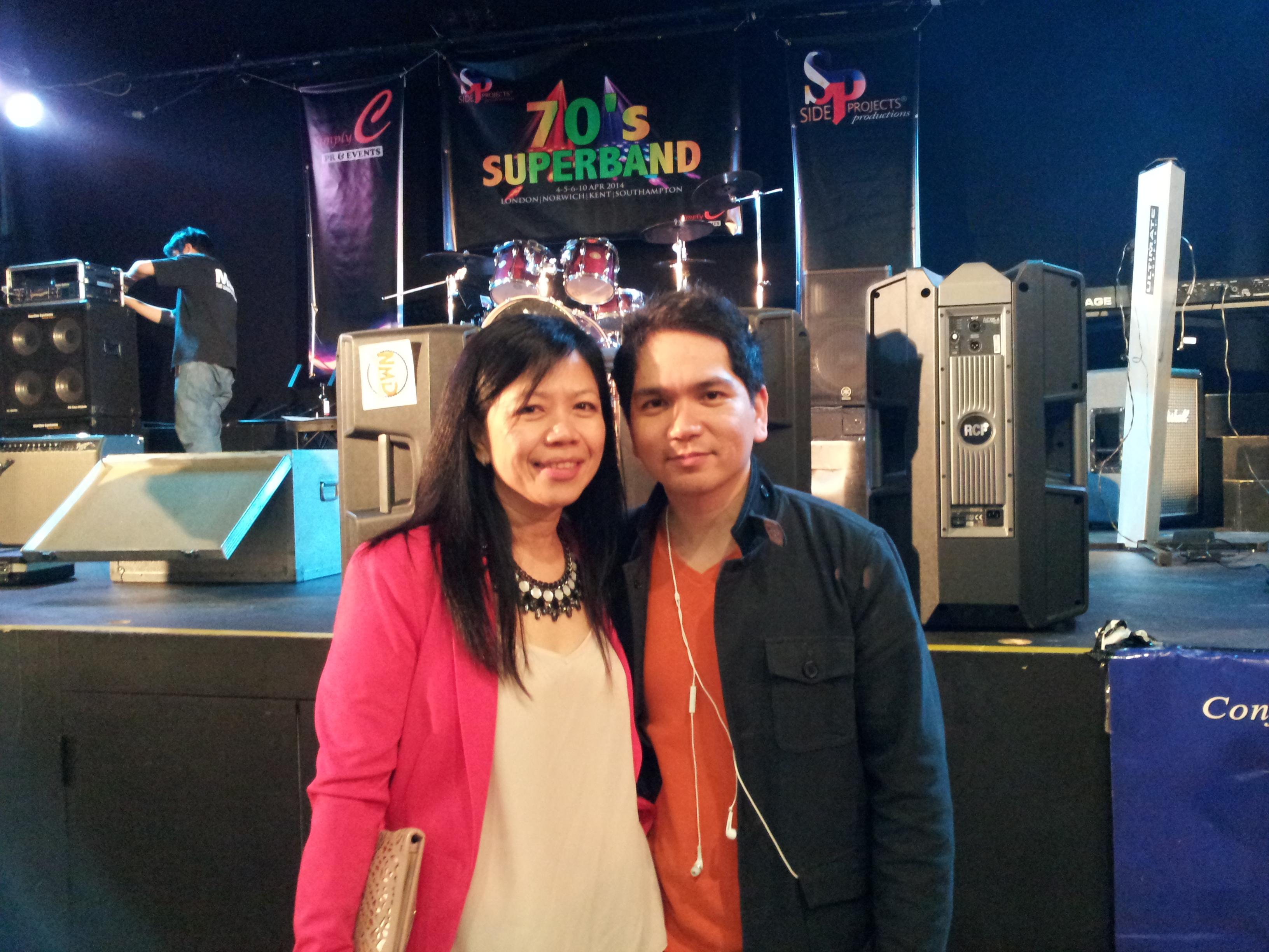 SP with Liza