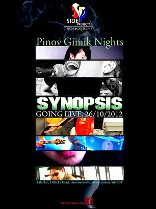 Side Projects Productions present Pinoy Gimiks