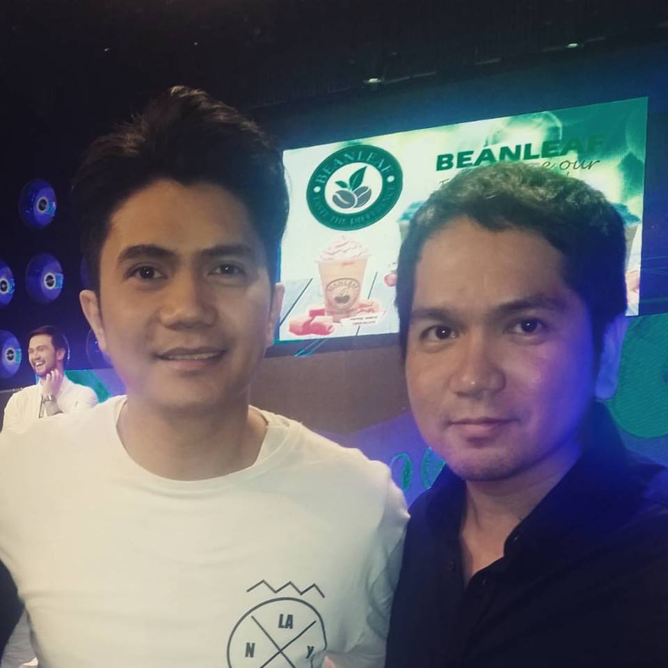 with Vhong Navarro