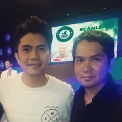 with Vhong Navarro