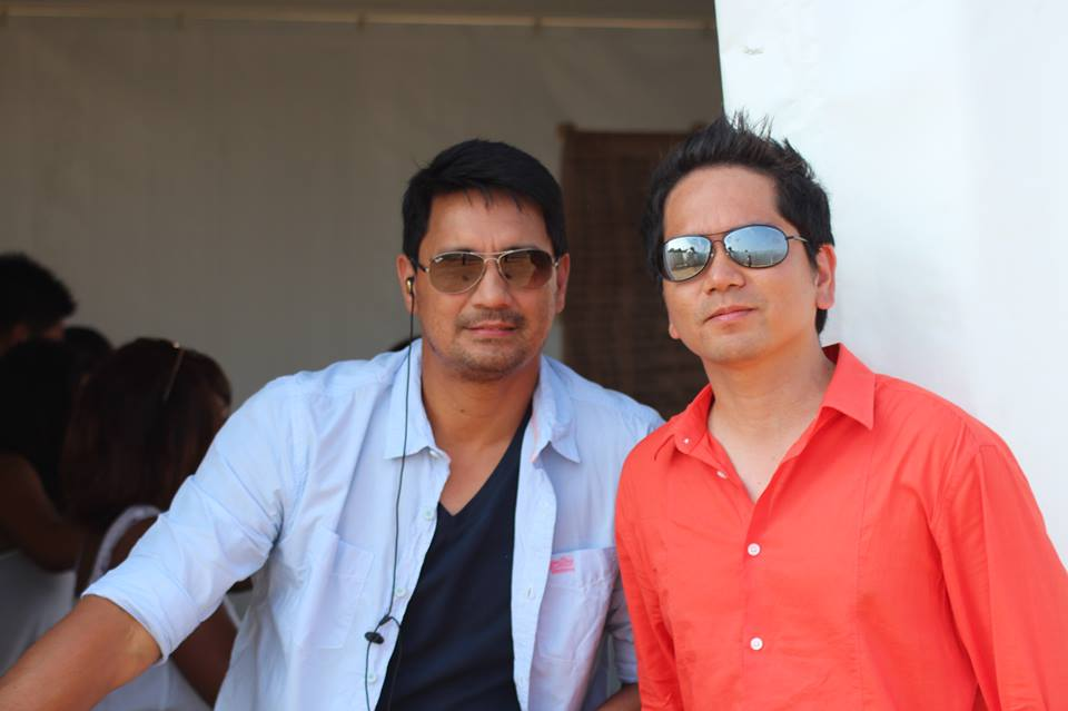 Richard Gomez with Side Projects