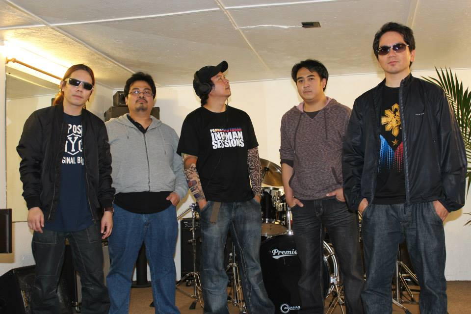 Side Projects band