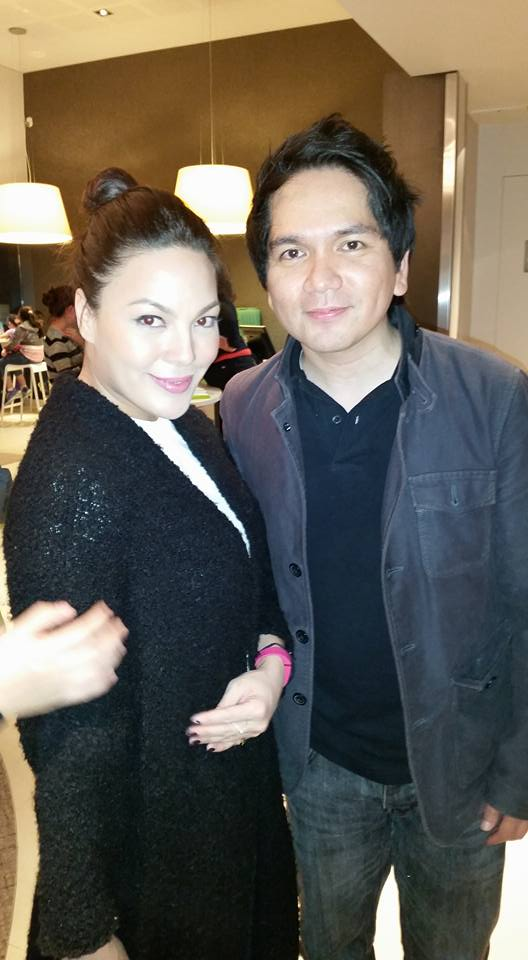 KC Concepcion with Port Mallillin