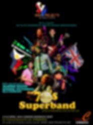 Side Projects presents 70's Superband