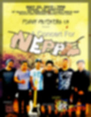 Side Projects live at Concert For Nepal
