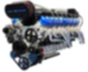 1400HP NA Engine