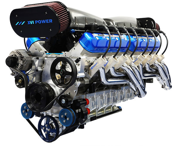 1400HP NA Engine