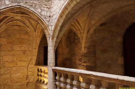 Hotel des Barons de Lacoste à Pézenas (Hérault)
