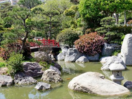 Jardin japonais - Monaco