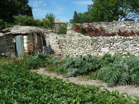 Jardin de la Condamine à Tavel