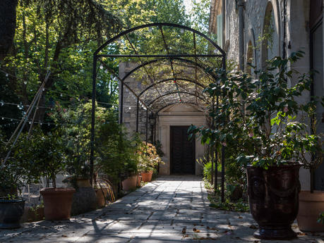 Tonnelle en Provence