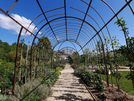 Jardin de curé de Chédigny
