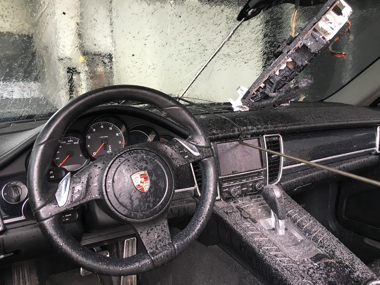 Porsche Cut - 2016