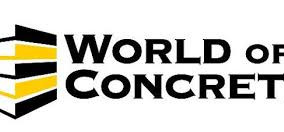 World of Concrete LAS VEGAS