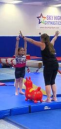 Gymnastics Instruction (6-18yrs)