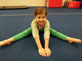 Gymnastics Ages 4-5y