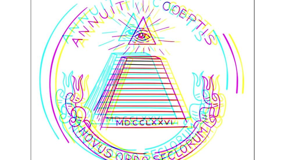 Annuit Coeptis -  Sticker