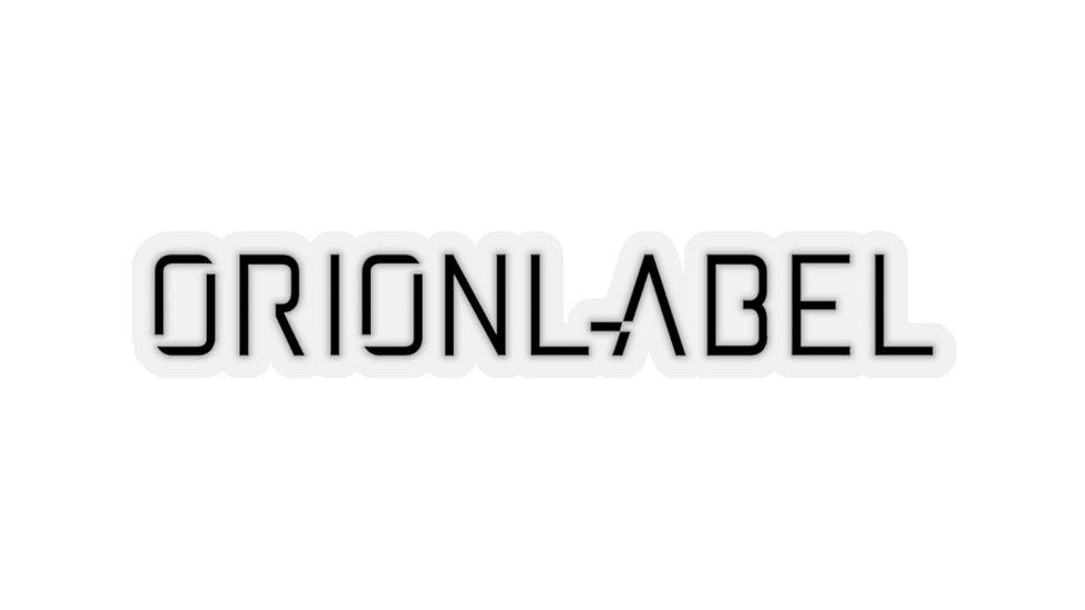 ORIONLABEL - Sticker