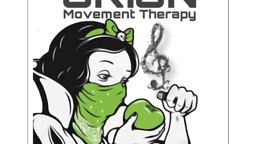 Movement Therapy - Sticker