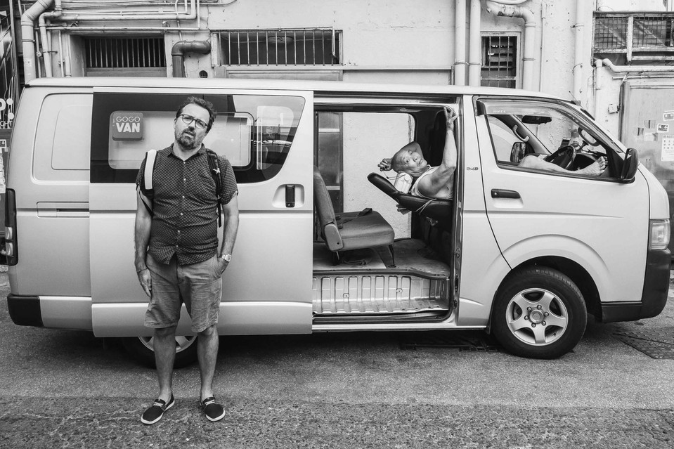 Photo Combination Van