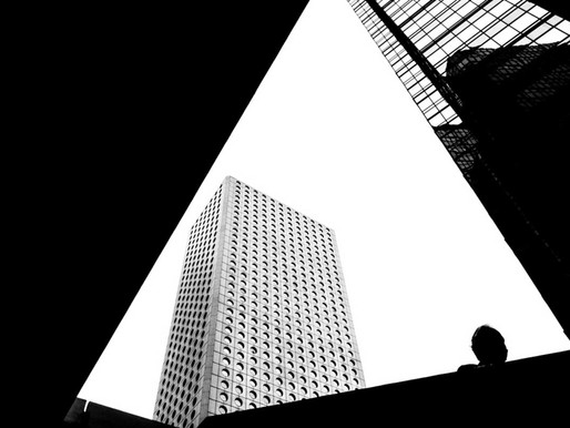 Los triángulos en la fotografía callejera