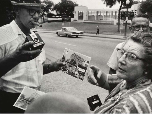 Garry Winogrand, un fotógrafo de 28mm