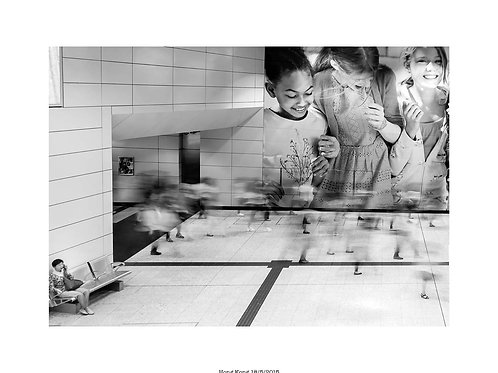 Diptych #31 Book Ping Pong