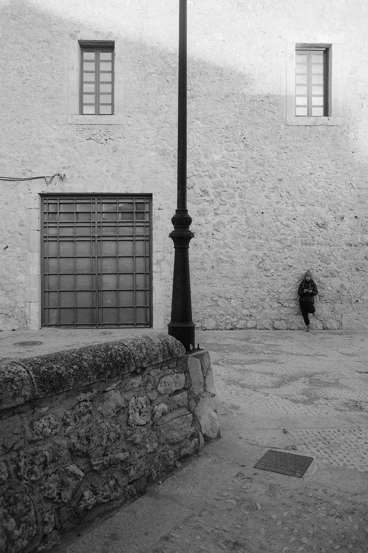 Curso de fotografía callejera, Cómo observar la calle