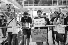 Hong Kong International Airport July 2019