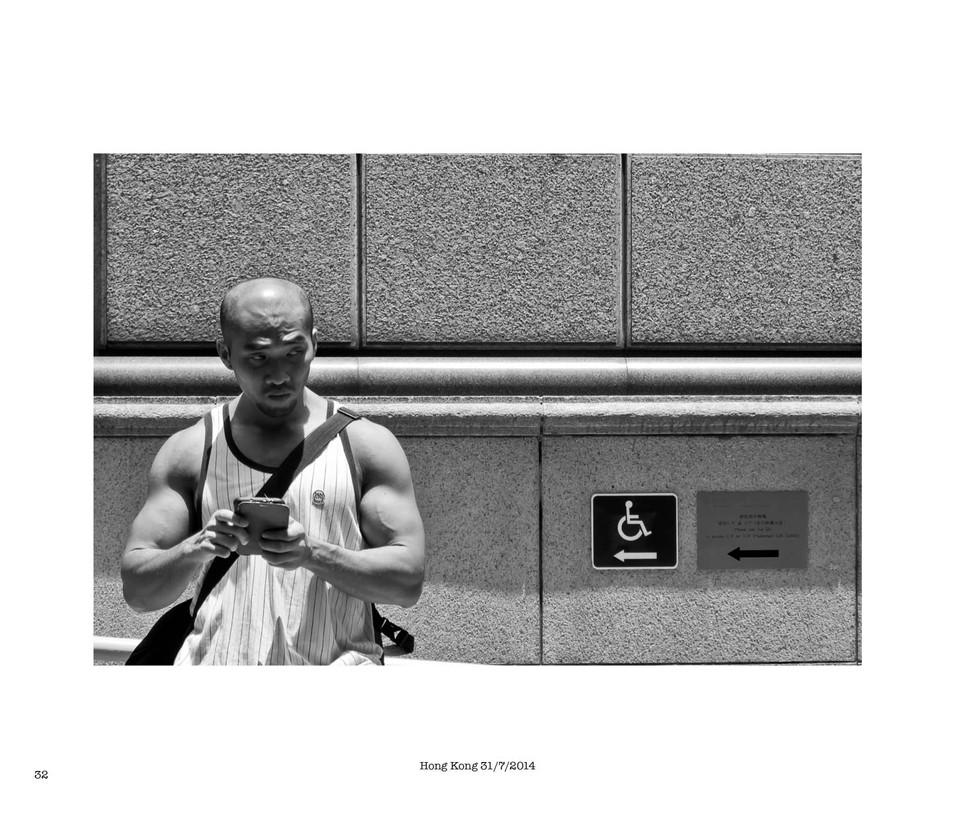 Sheung Wan, Hong Kong. 31st July 2014